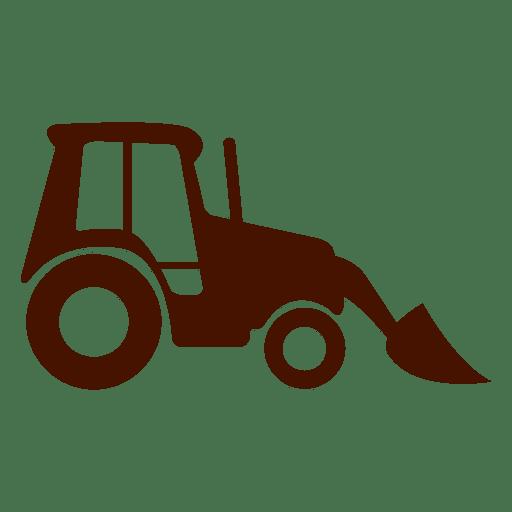 Truck Construction Icon