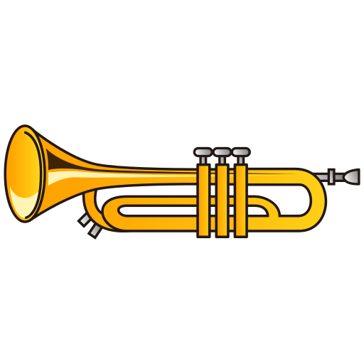 Trumpet Emoji For Facebook, Email Sms Id