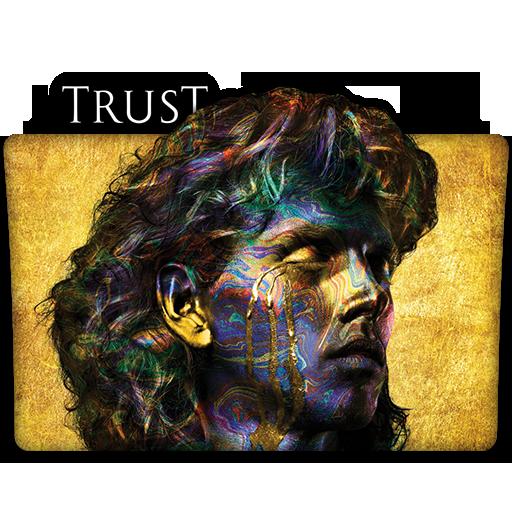 Trust Tv Series Folder Icon