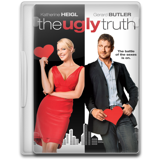 The Ugly Truth Icon Movie Mega Pack Iconset
