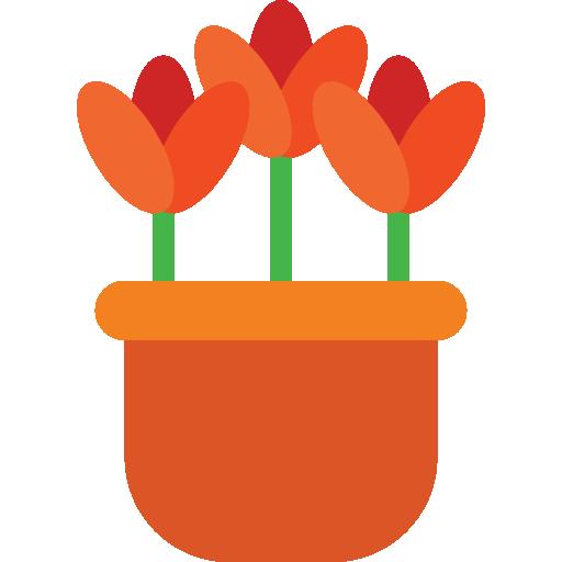 Tulip Free Vector Icons Designed