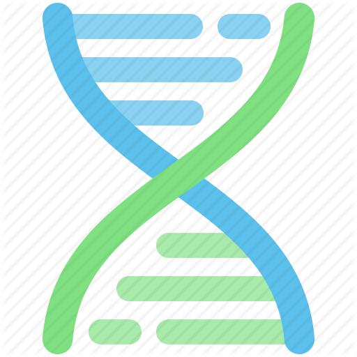 Atomic, Biology, Clone, Dna, Microscopic, Rna Icon