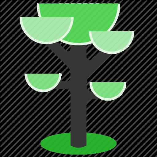 Ecosystem, Foliage, Spring, Tree Icon