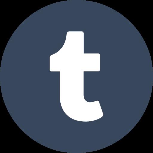 App, Logo, Media, Popular, Social, Tumblr Icon
