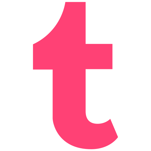Logo, Blog, Follow, Tumblr Icon Icon