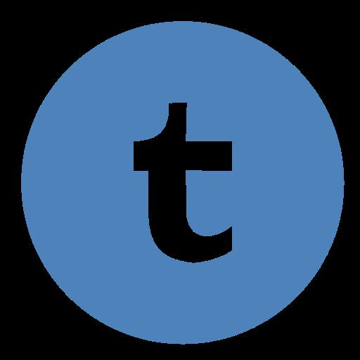 Circle, Color, Tumblr Icon