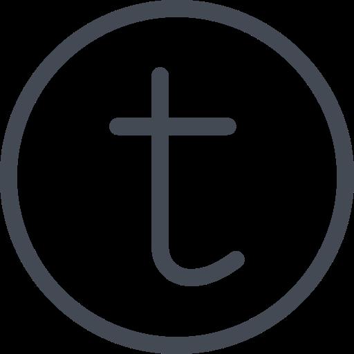 Circle, Social, Tumblr Icon Free Of Social Media Set