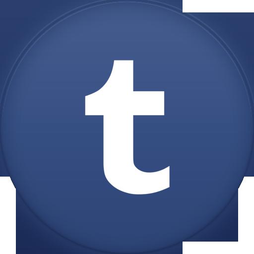 Tumblr Icon Circle Iconset