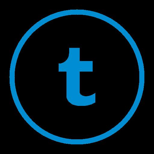Media, Circular, Network, Circle, Tumblr, Social Icon