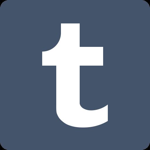 Blog, Social, Social Media, Tumblr Icon