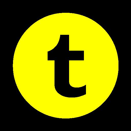 Logos Yellow Tumblr Icon