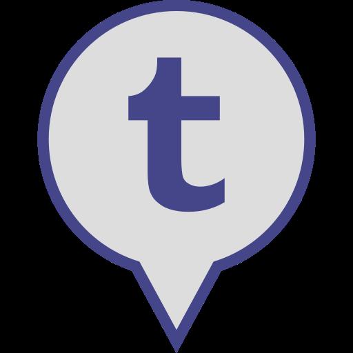 Tumblr, Social, Media, Pin, Logo Icon Free Of Social Media Free