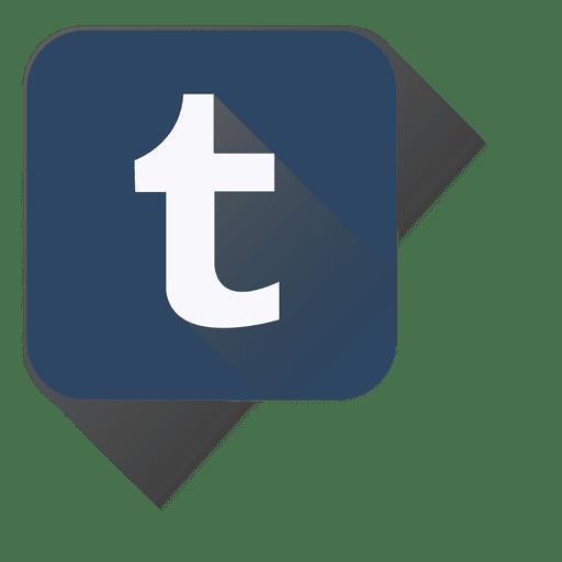 Tumblr Squared Icon