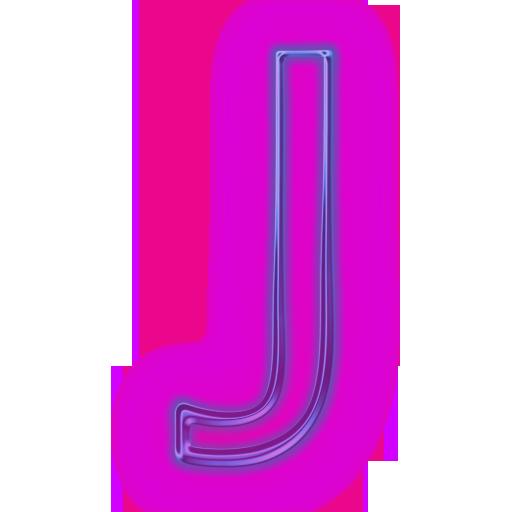 Letter J Icons