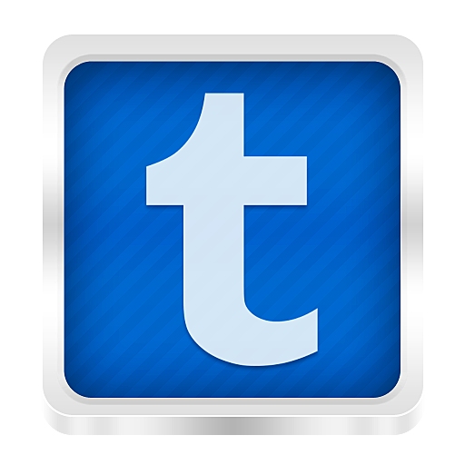 Tumblr Icons, Free Icons In Boxed Metal Icons
