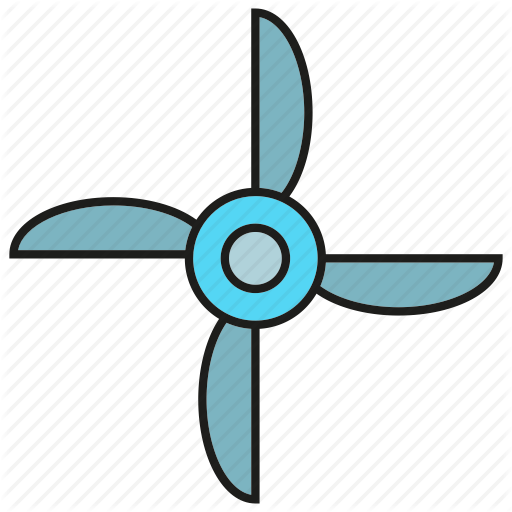 Blade, Energy, Turbine, Turbo, Wind Icon