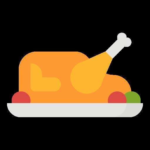 Chicken, Christmas, Food, Roast, Turkey Icon Free Of Christmas