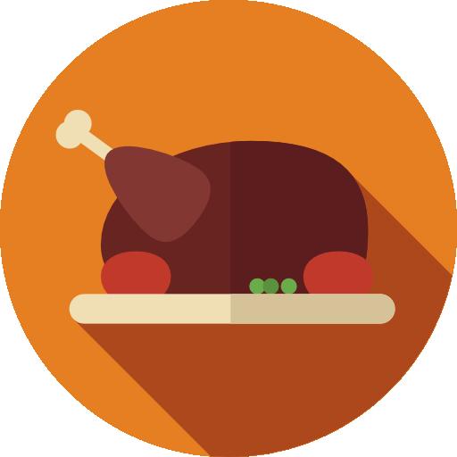 Turkey Leg Icon