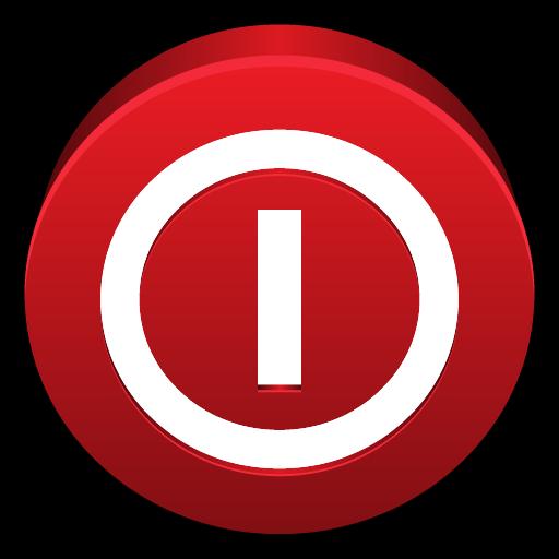 Switch, Off, Power, Sleep, Turn Off Icon