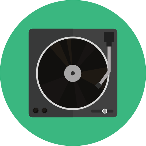 Turntable Png Icon