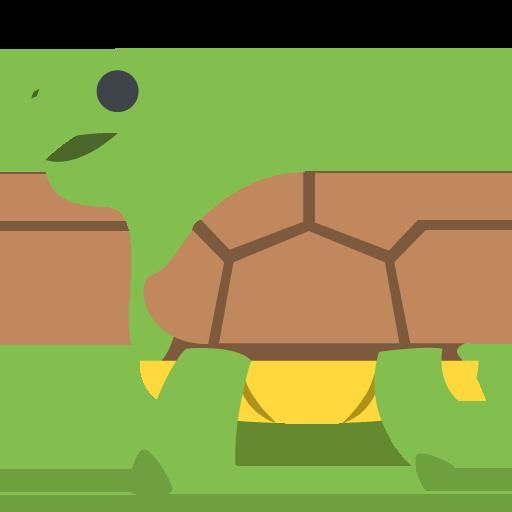 Turtle Emoji Vector Icon Free Download Vector Logos Art Graphics