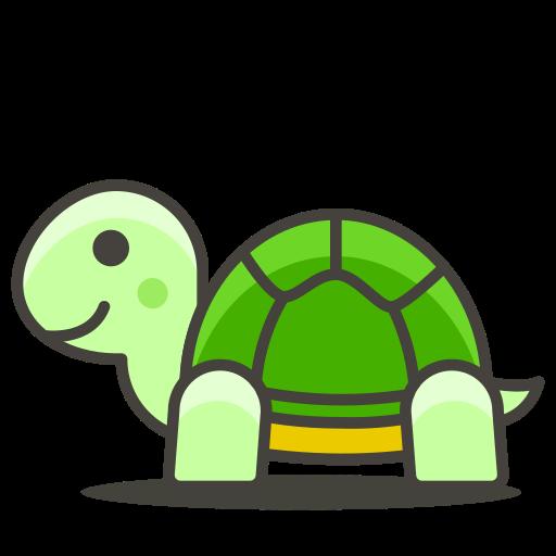 Turtle Icon Free Of Free Vector Emoji