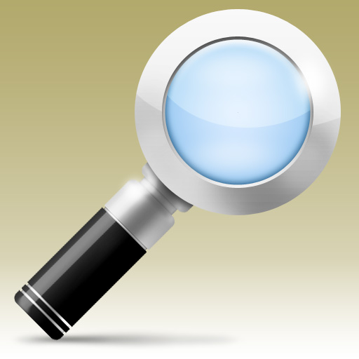 Create A Magnifying Glass Icon In Photoshop