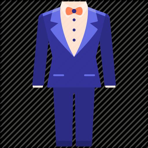 Suit, Tux, Tuxedo Icon