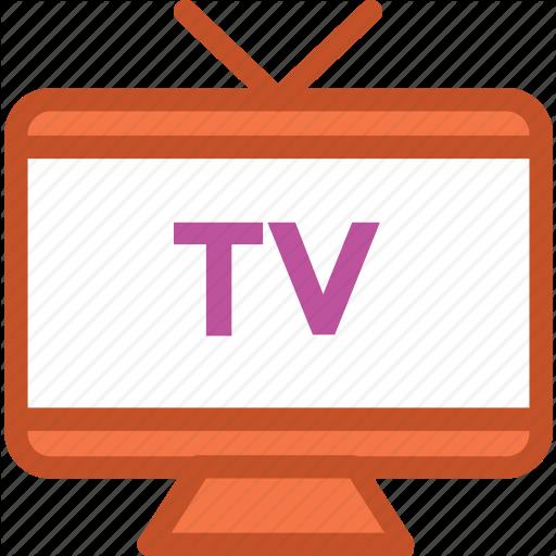Idiot Box, Retro Tv, Television, Tv, Tv Antenna Icon
