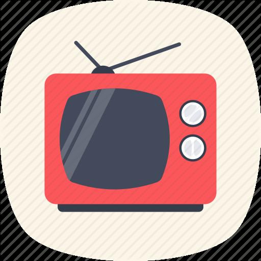 Electronics, Media, Retro Tv, Television, Tv Icon