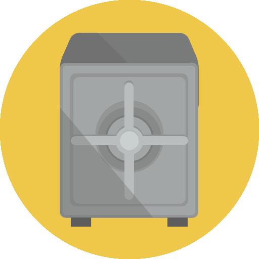 Safe Icon Flat Iconset Flat