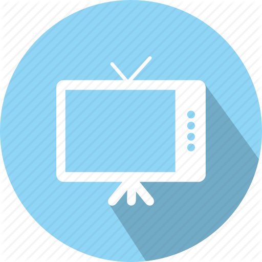 Channels, Movie, Receiver, Television, Tv, Tv Show, Watch Icon