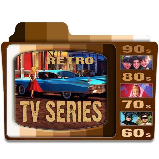 Pictures Of Tv Series Folder Icon