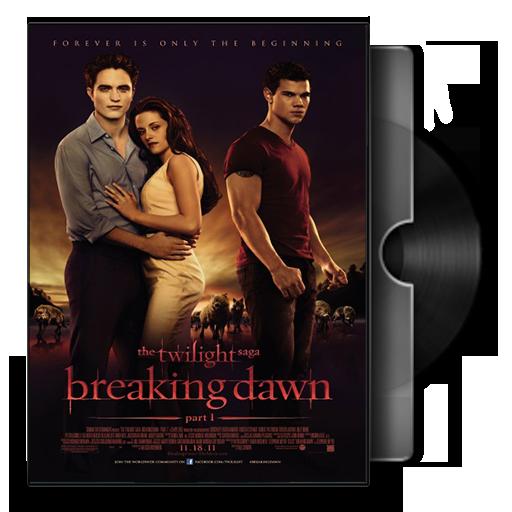 The Twilight Saga Breaking Dawn Part Folder