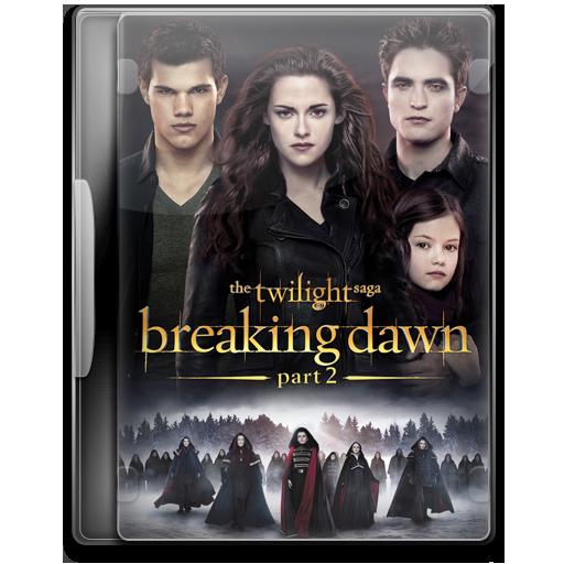 The Twilight Saga Breaking Dawn Part Icon Movie Mega Pack
