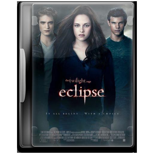 The Twilight Saga Eclipse Icon Movie Mega Pack Iconset