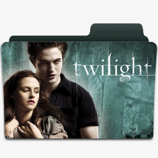 Twilight Folder, Twilight, Folder, Vampire Png Image And Clipart
