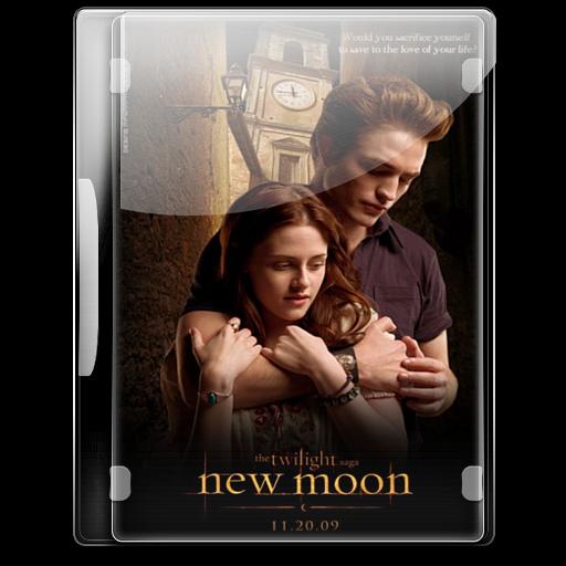 Twilight New Moon Icon English Movies Iconset Danzakuduro