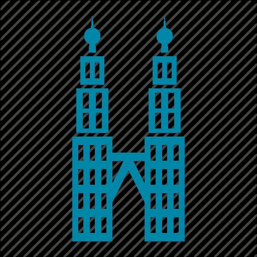 Kuala, Lumpur, Malaysia, Petronas, Towers, Twn