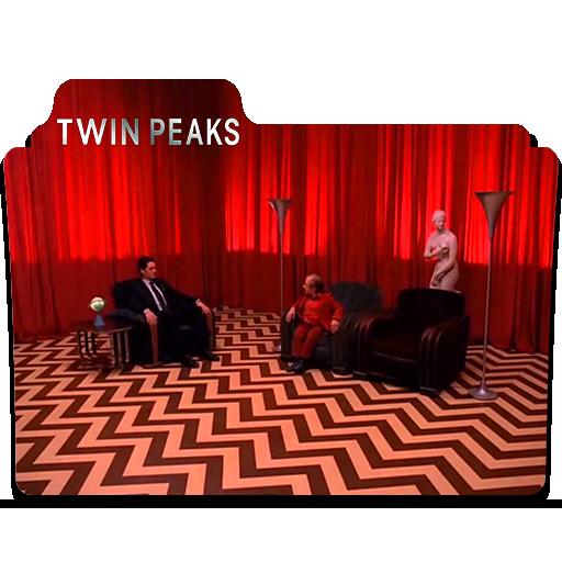 Twin Peaks Folder Icon