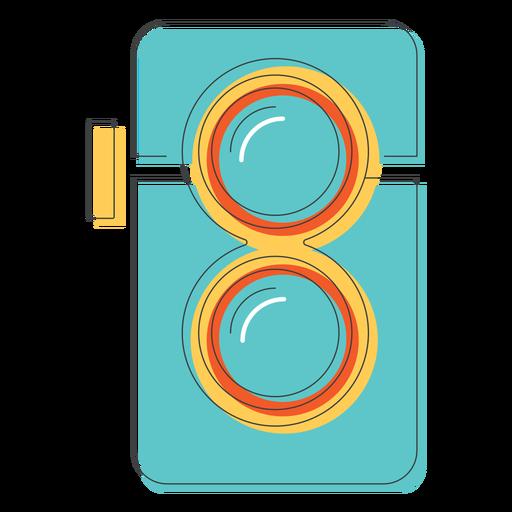 Twin Lens Camera Icon