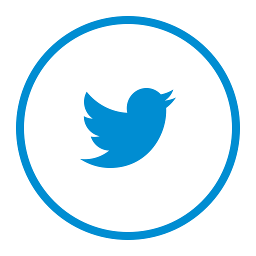 Circle, Media, Network, Social, Twitter Icon