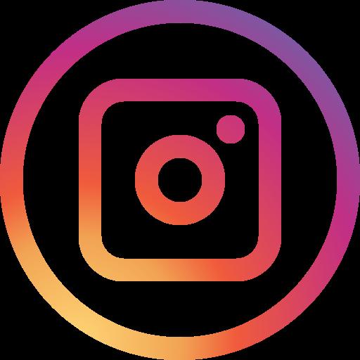 Social, Media, Instagram, Circle Icon Free Of Social Media