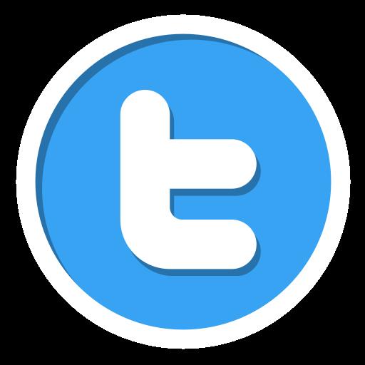Fan, Follow, Twitter Icon