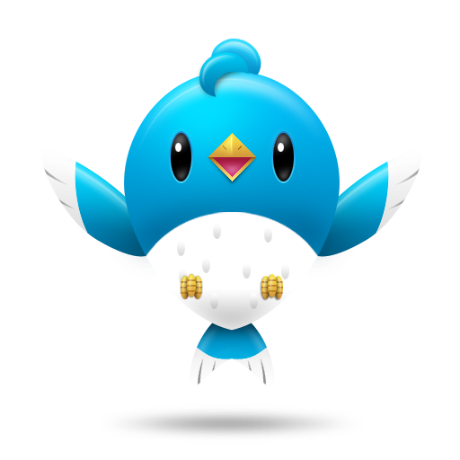 Twitter Icons, Free Icons In Gloss'd