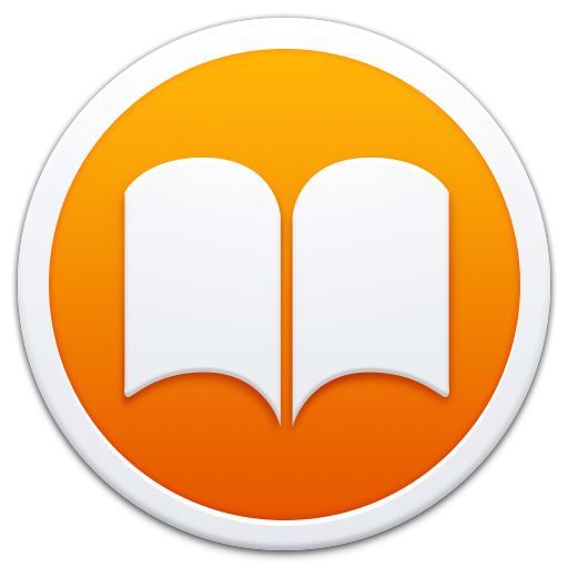 Apple Books Border Icon Smooth App Iconset Ampeross