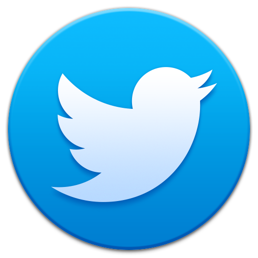Twitter Icon Smooth App Iconset Ampeross