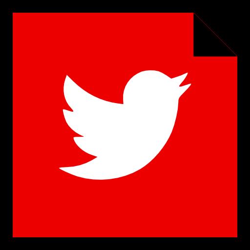Twitter, Social, Media, Logo, Brand Icon Free Of Social Media