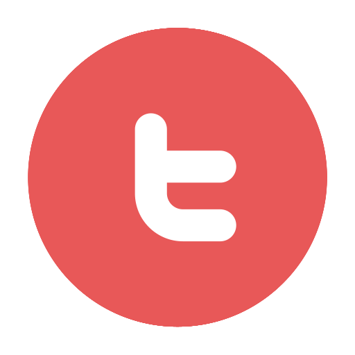 Twitter Black Circle Transparent Png Clipart Free Download