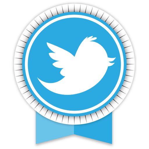 Twitter Circle Icon Transparent Png Clipart Free Download